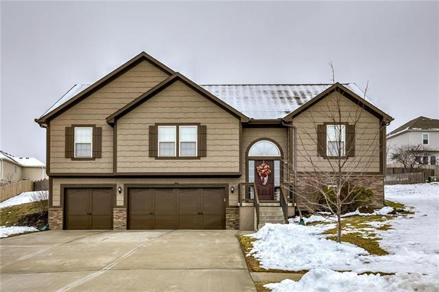 707 Phillip Court, Liberty, MO 64068 (#2145039) :: Dani Beyer Real Estate