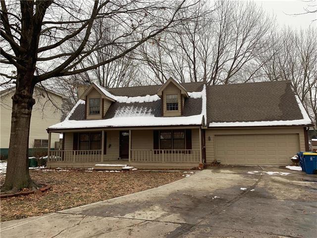 1409 Robin Street, Kearney, MO 64060 (#2145048) :: Dani Beyer Real Estate