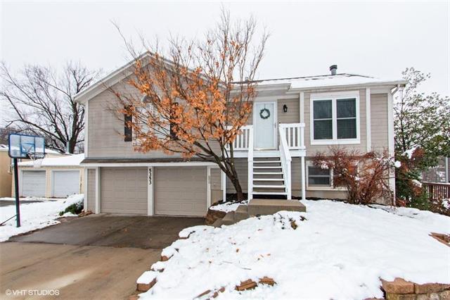 5353 Newton Street, Overland Park, KS 66202 (#2145227) :: Kansas City Homes