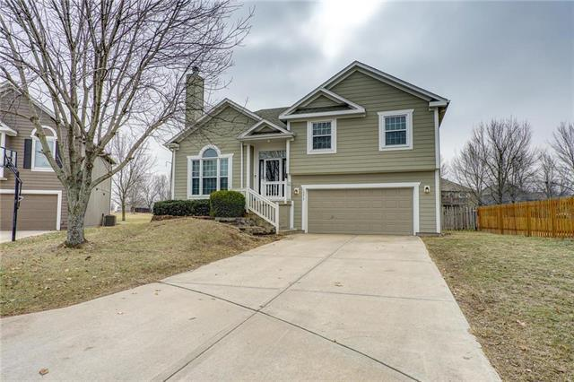 13917 W 149th Terrace, Olathe, KS 66062 (#2145500) :: Edie Waters Network