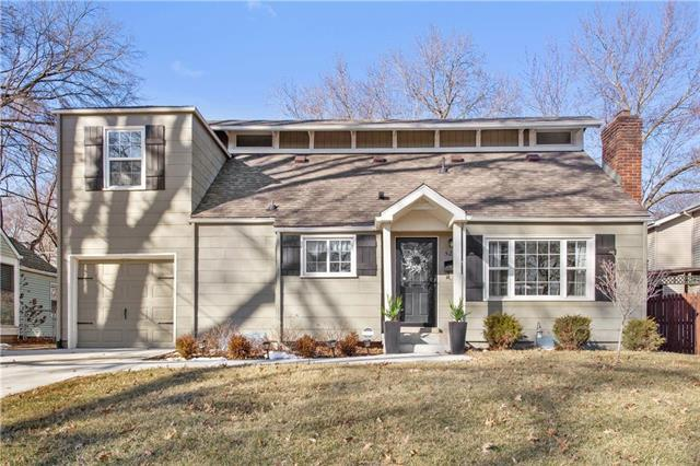 5204 W 50th Terrace, Roeland Park, KS 66205 (#2145725) :: Team Real Estate