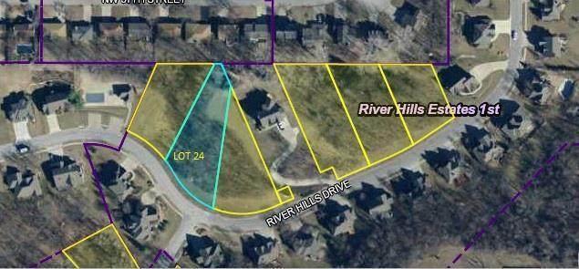 Lot 24 River Hills Drive, Parkville, MO 64152 (#2145807) :: Ron Henderson & Associates
