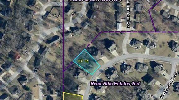 Lot 46 River Hills Drive, Parkville, MO 64152 (#2145812) :: Ron Henderson & Associates