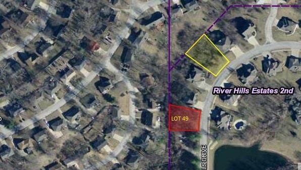 Lot 49 River Hills Drive, Parkville, MO 64152 (#2145815) :: Ron Henderson & Associates