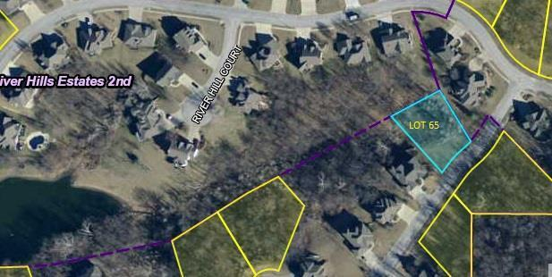 Lot 65 River Hills Drive, Parkville, MO 64152 (#2145818) :: Kansas City Homes