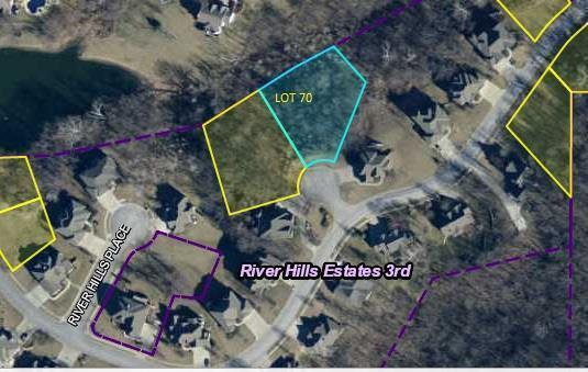 Lot 70 River Hills Drive, Parkville, MO 64152 (#2145819) :: Kansas City Homes