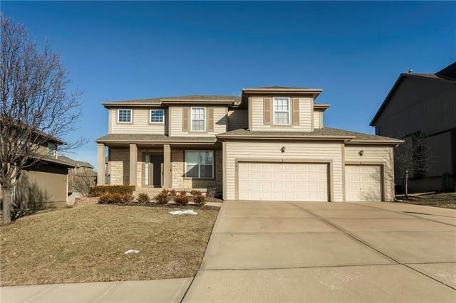351 S Stonecrest Road, Olathe, KS 66061 (#2145954) :: NestWork Homes