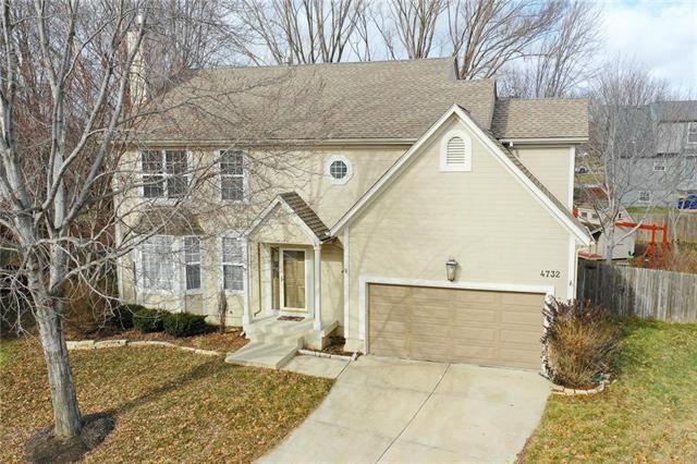 4732 Millridge Street, Shawnee, KS 66226 (#2146023) :: Edie Waters Network