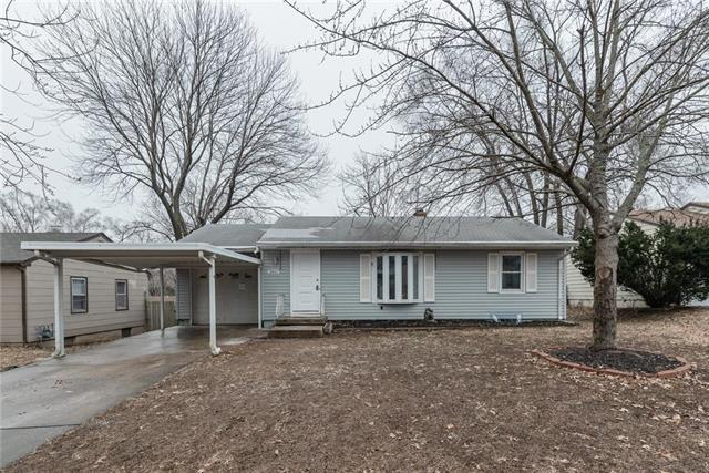 2901 Mason Avenue, Independence, MO 64052 (#2146085) :: Edie Waters Network