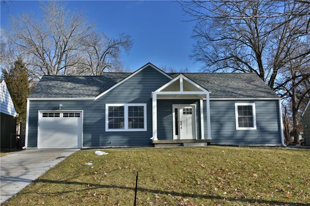 5014 W 71st Terrace, Prairie Village, KS 66208 (#2146169) :: The Gunselman Team