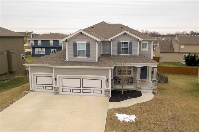 19332 W 210th Street, Spring Hill, KS 66083 (#2146544) :: Team Real Estate