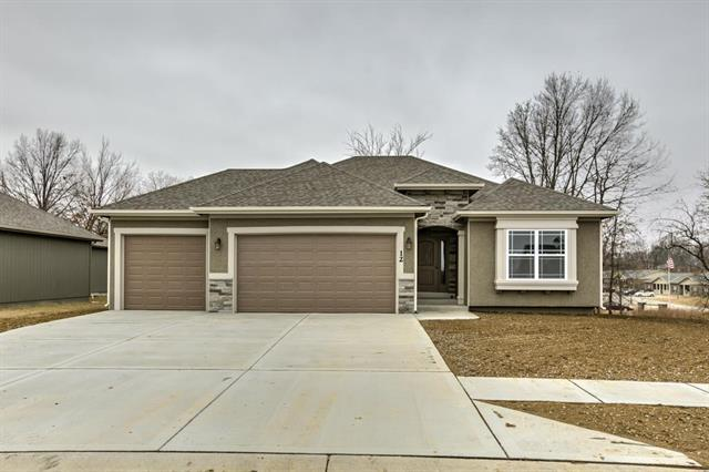 116 N Marimack Drive, Kearney, MO 64060 (#2146699) :: House of Couse Group