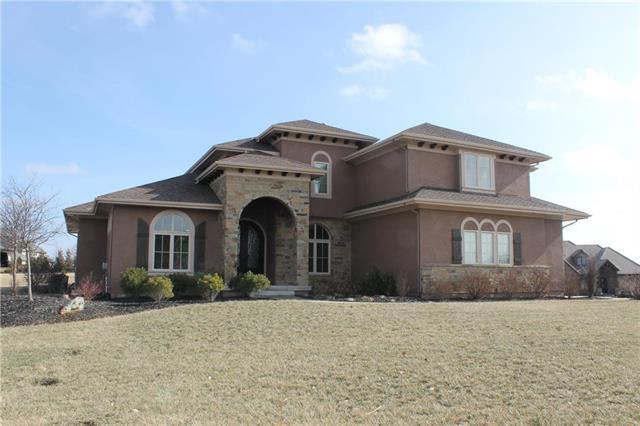 27250 W 103RD Terrace, Olathe, KS 66061 (#2146839) :: Edie Waters Network