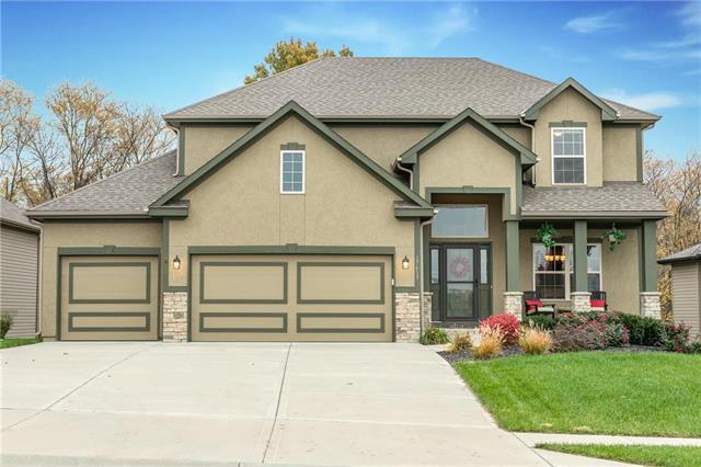 17613 Mission Ridge N/A, Smithville, MO 64089 (#2147084) :: Eric Craig Real Estate Team