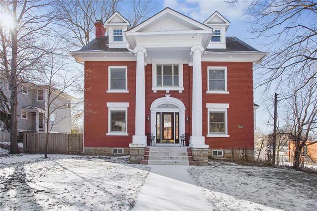449 E Kansas Street, Liberty, MO 64068 (#2147404) :: No Borders Real Estate