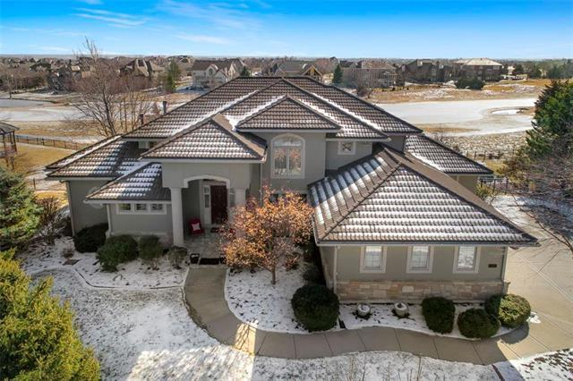 13845 Horton Drive, Overland Park, KS 66223 (#2147502) :: No Borders Real Estate