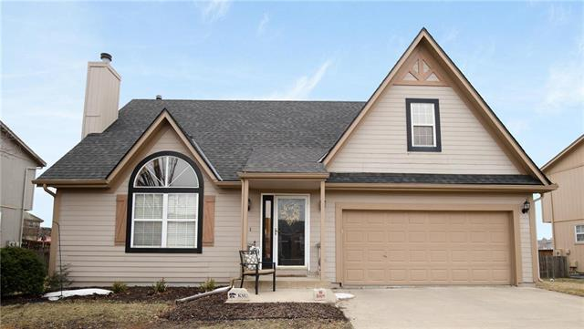 17330 S Agnes Street, Gardner, KS 66030 (#2147697) :: Team Real Estate