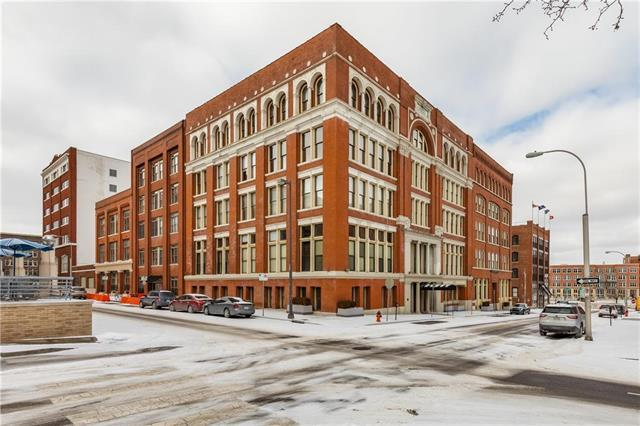 306 W 7th Street #303, Kansas City, MO 64105 (#2147708) :: The Shannon Lyon Group - ReeceNichols
