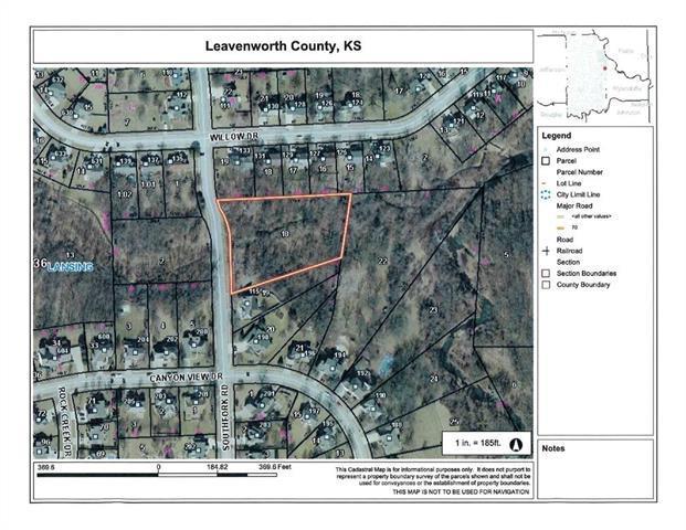 00000 Southfork Road, Lansing, KS 66043 (#2147834) :: No Borders Real Estate