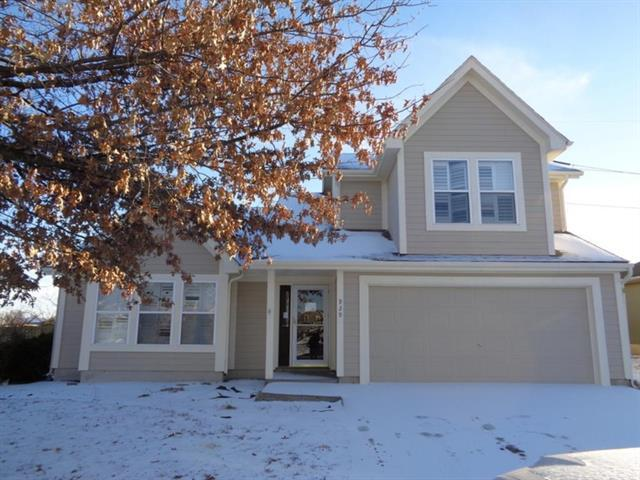 929 E Witch Hollow Street, Gardner, KS 66030 (#2147835) :: Team Real Estate
