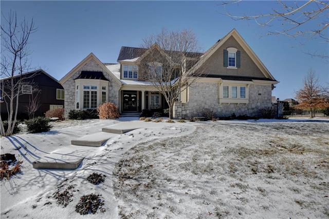 9113 W 156TH Place, Overland Park, KS 66221 (#2147845) :: Edie Waters Network