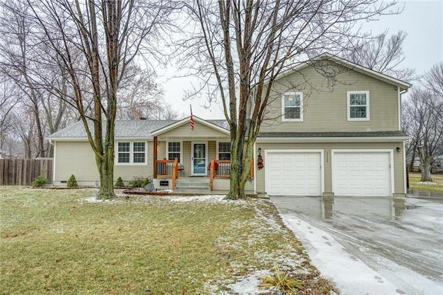 1119 S Turner Street, Independence, MO 64056 (#2147887) :: House of Couse Group