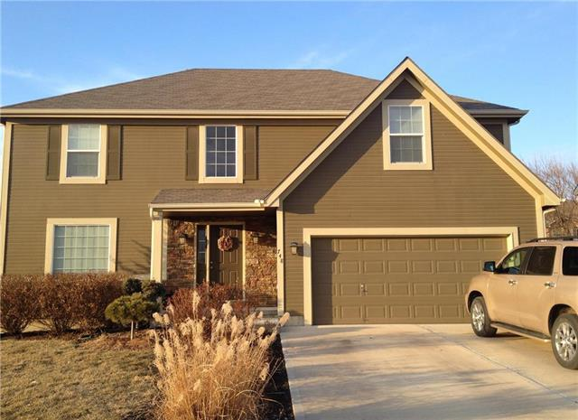 748 Highland Terrace, Leavenworth, KS 66048 (#2147917) :: Edie Waters Network
