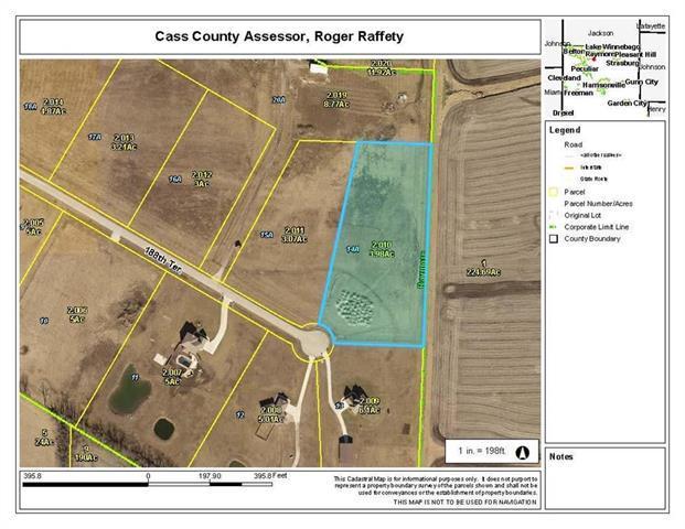 1265 E 188th Terrace, Pleasant Hill, MO 64080 (#2147993) :: Eric Craig Real Estate Team