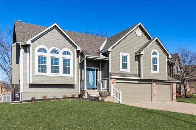 2356 SW River Spring Road, Lee's Summit, MO 64082 (#2148054) :: Team Real Estate