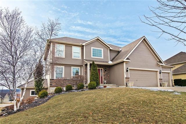973 Ridge Drive, Lansing, KS 66043 (#2148086) :: Kedish Realty Group at Keller Williams Realty