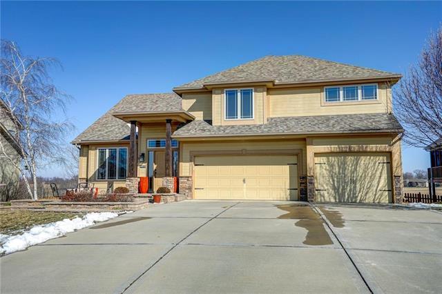 17817 Greyhawke Ridge Drive, Smithville, MO 64089 (#2148174) :: Eric Craig Real Estate Team