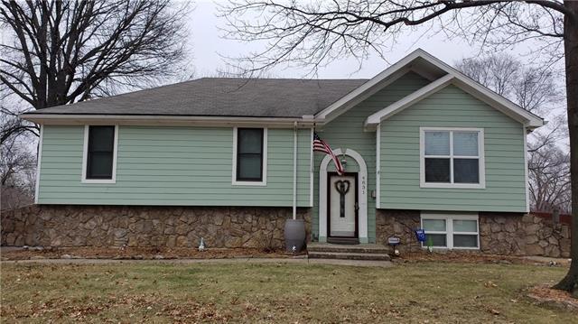 4831 Stearns Lane, Shawnee, KS 66203 (#2148208) :: Kedish Realty Group at Keller Williams Realty