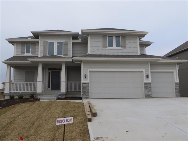 16030 W 172nd Terrace, Olathe, KS 66062 (#2148470) :: No Borders Real Estate