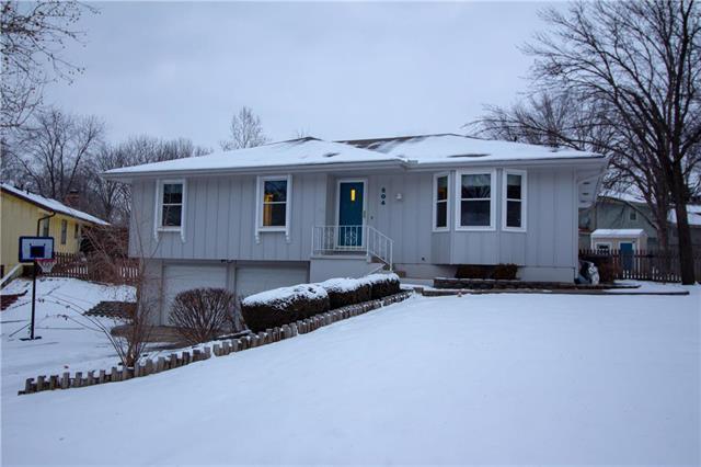504 Vivian Street, Liberty, MO 64068 (#2148486) :: No Borders Real Estate