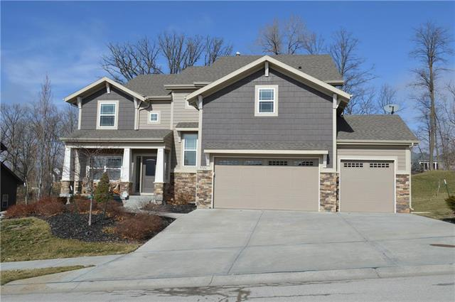 9726 Apple Blossom Lane, Parkville, MO 64152 (#2148490) :: Edie Waters Network
