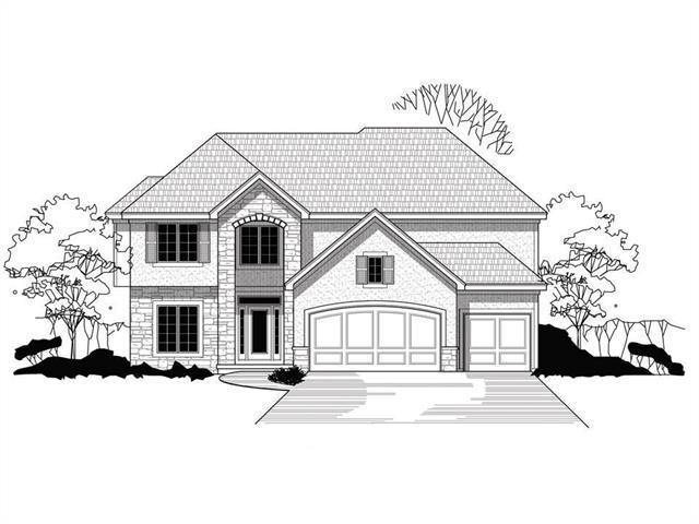 4545 Millridge Street, Shawnee, KS 66226 (#2148698) :: House of Couse Group