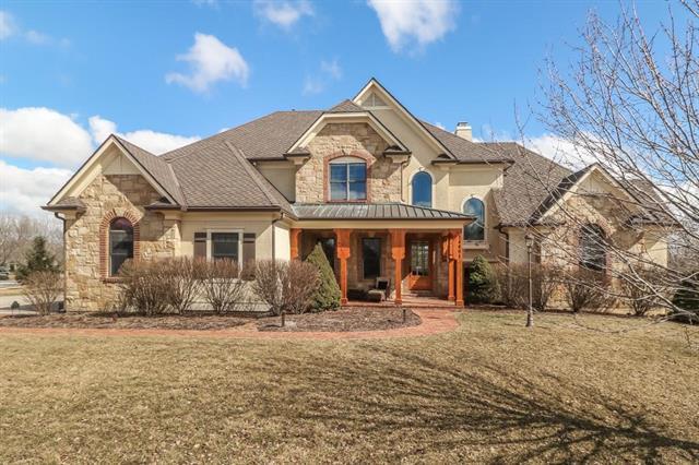 14601 Sherwood Street, Leawood, KS 66224 (#2148699) :: House of Couse Group