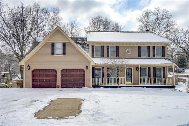 1242 W Wildbriar Circle, Liberty, MO 64068 (#2148852) :: Eric Craig Real Estate Team