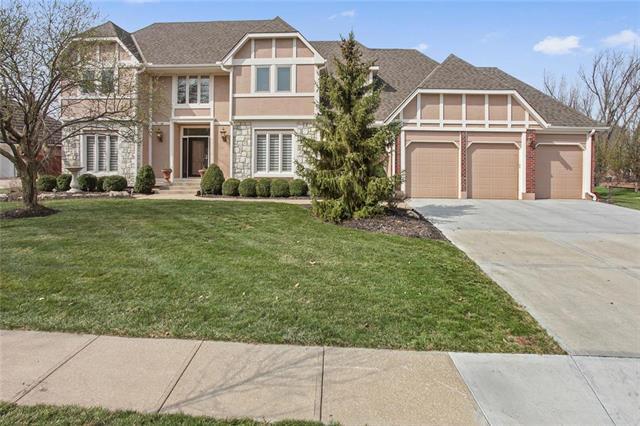 12804 Glenfield Road, Leawood, KS 66209 (#2150038) :: No Borders Real Estate