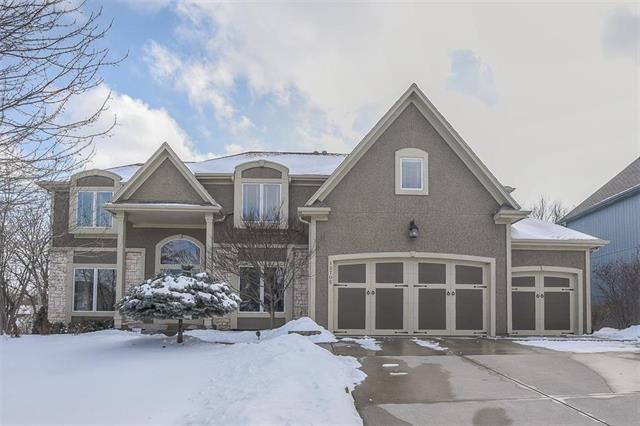 12705 W 124th Street, Overland Park, KS 66213 (#2150045) :: Eric Craig Real Estate Team