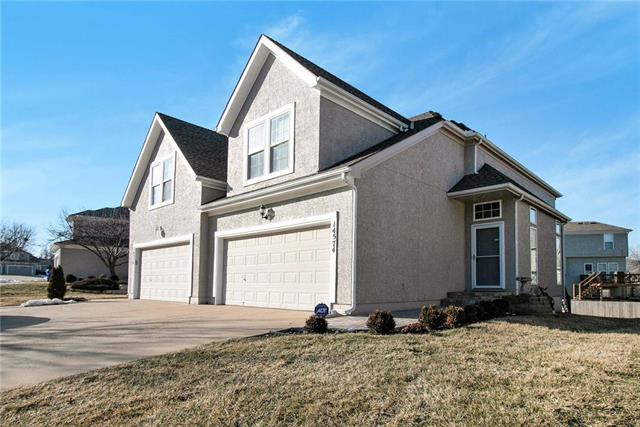 14574 W 139TH Street, Olathe, KS 66062 (#2150478) :: No Borders Real Estate