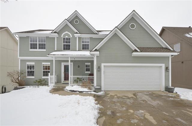 309 Killarney Lane, Smithville, MO 64089 (#2150521) :: House of Couse Group