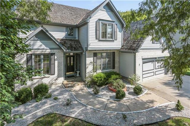 7906 NW Twilight Place, Parkville, MO 64152 (#2151040) :: Edie Waters Network