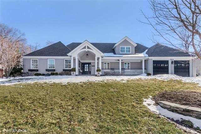 3007 W 67th Street, Mission Hills, KS 66208 (#2151078) :: House of Couse Group