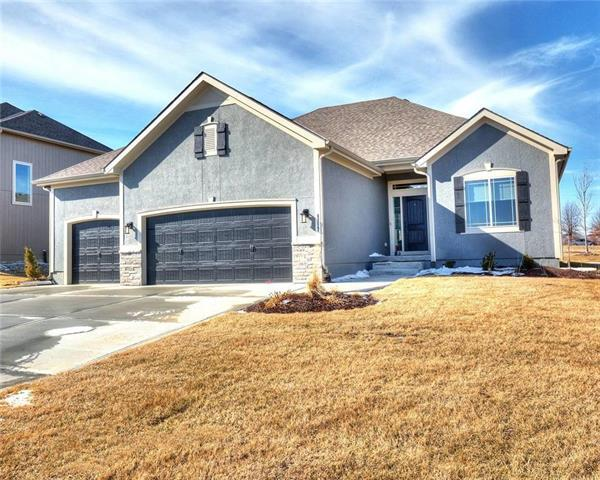 13300 182nd Street, Overland Park, KS 66083 (#2151299) :: House of Couse Group