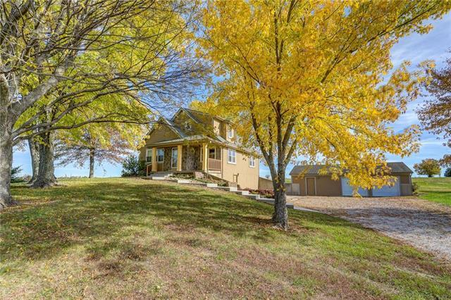 23719 Antioch Road, Bucyrus, KS 66013 (#2151302) :: Kansas City Homes