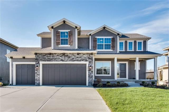 13304 182nd Street, Overland Park, KS 66083 (#2151576) :: House of Couse Group