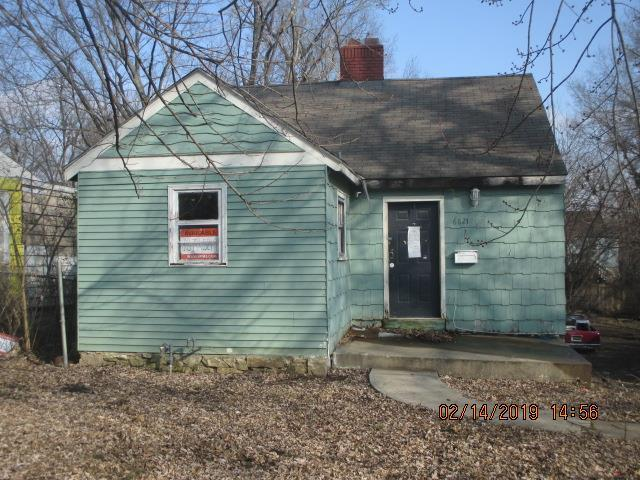 6821 Bellefontaine Avenue, Kansas City, MO 64132 (#2151748) :: Eric Craig Real Estate Team