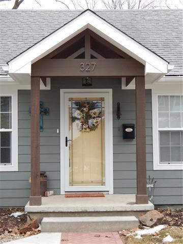 327 N Morse Avenue, Liberty, MO 64068 (#2151877) :: Edie Waters Network