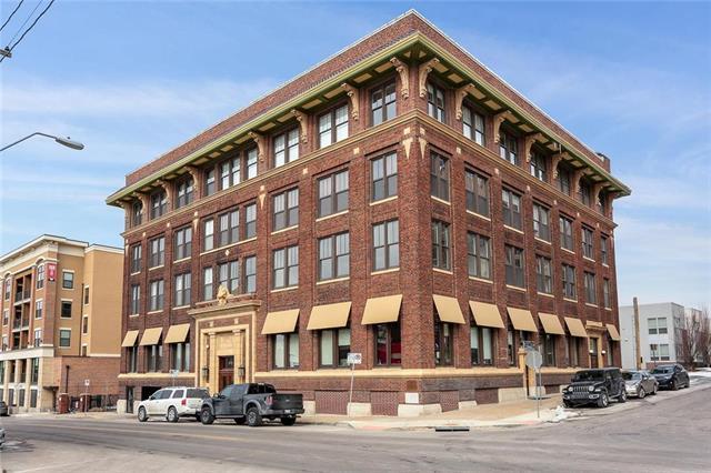 523 Grand Blvd #2G Boulevard, Kansas City, MO 64106 (#2151889) :: The Shannon Lyon Group - ReeceNichols
